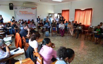 Indígenas de tierras bajas demandan la reducción de requisitos para su participación política