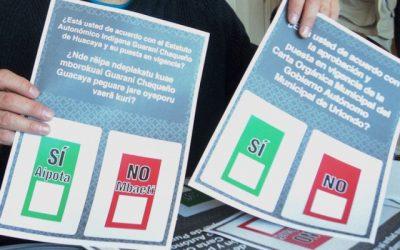 Referendo Autonómico: 18 medios podrán emitir propaganda electoral pagada