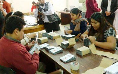 Rige el silencio electoral en las 14 entidades territoriales que van a referendo