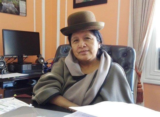 """Presidenta del TSE: """"Nuestro mandato es administrar los procesos electorales"""""""