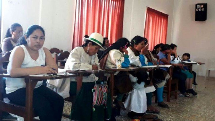 Mujeres indígenas y afrobolivianas observan vacíos legales para el tratamiento del acoso y la violencia política