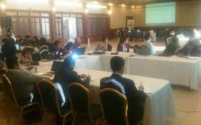Encuentro nacional de vocales del OEP. Cuatro comisiones planifican elecciones de diciembre