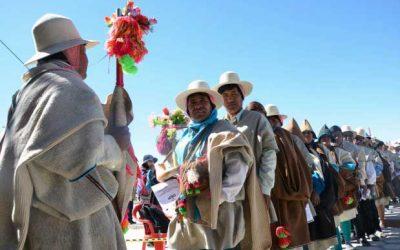 El OEP entregará este 30 de enero las credenciales a las autoridades del gobierno indígena de Uru Chipaya