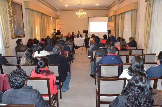 El TSE presentó las estadísticas de hechos vitales del Estado boliviano