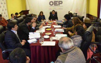 Referendo Autonómico: TSE y otras entidades acuerdan realizar talleres informativos para el 26 de febrero