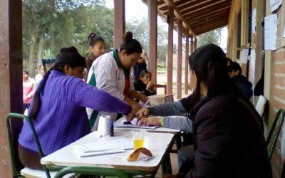 La participación ciudadana en las Elecciones Judiciales alcanzó el 84%