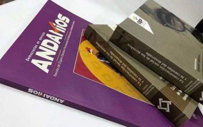 La revista Andamios, el Atlas electoral y la Antología de Fernando Calderón se presentarán este jueves en Cobija