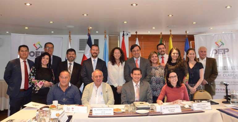 El CLARCIEV priorizará siete proyectos para mejorar la atención de los registros de los 21 países miembros