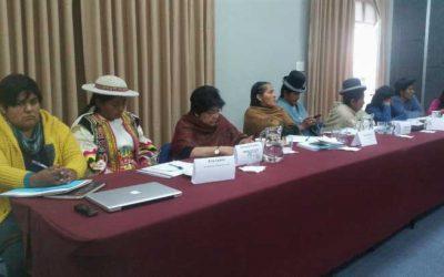 El TSE promueve el fortalecimiento de la participación política de las mujeres indígenas en procesos de Democracia Paritaria e Intercultural