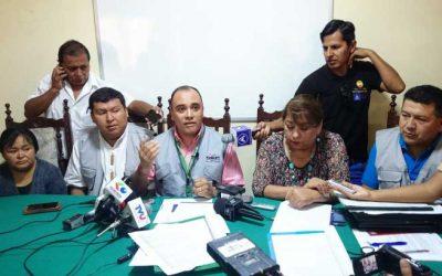 Tarija: 17 promotores de las revocatorias no presentaron libros en los plazos establecidos