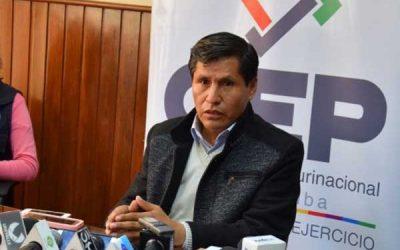 En Cochabamba se archivaron 21 revocatorios y tres avanzaron a la etapa de verificación de datos