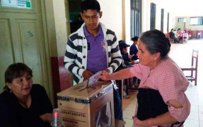 El OEP publicó el Calendario Electoral para el Referendo Autonómico en Yacuiba con 62 actividades