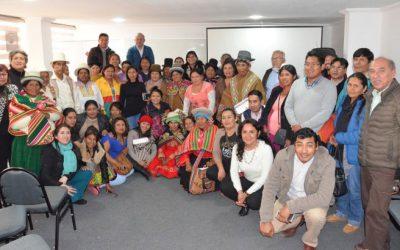 El TSE y los pueblos indígenas originario campesino buscan fortalecer la participación política de las mujeres indígenas en el ejercicio de sus derechos políticos