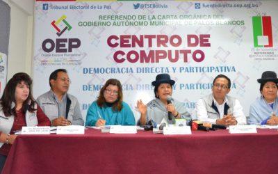 Más 53 mil personas en cinco municipios decidirán este domingo sobre sus cartas orgánicas