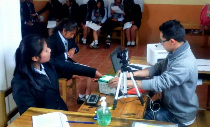 Campaña Yo no soy X: el OEP logra registrar a 102.580 jóvenes de secundaria para evitar errores en sus documentos personales