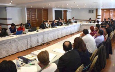 El TSE realizó taller nacional rumbo a las Elecciones Primarias