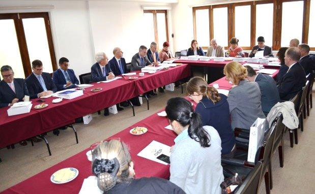 El TSE recibe el apoyo de las embajadas cooperantes