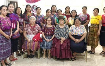 La presidenta del TSE participa de jornadas sobre igualdad de género y prevención de la violencia en Guatemala