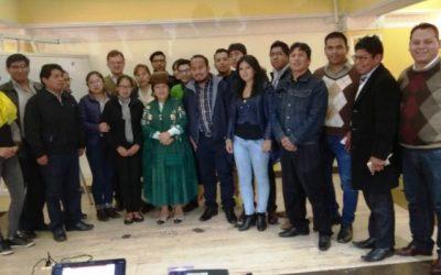 El TSE inicia el empadronamiento permanente de bolivianos en cuatro países