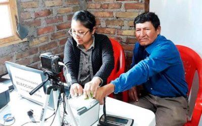 Argentina: María Vargas se empadronó después de 11 años de migrar a Mendoza