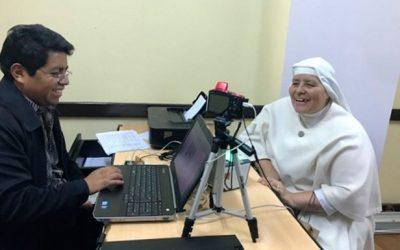 Buenos Aires: conozca a María Cristina y María Justina, religiosas bolivianas que votarán por primera vez en el exterior