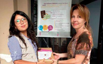 Brasil: el Centro CAMI apoyará la difusión del empadronamiento permanente en Sao Paulo