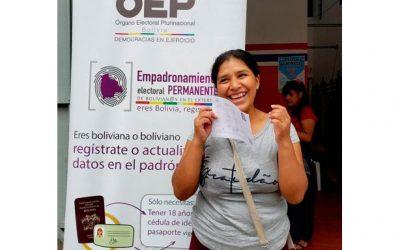 Brasil: por la masiva asistencia, un punto de empadronamiento atenderá en Coímbra durante el mes de mayo