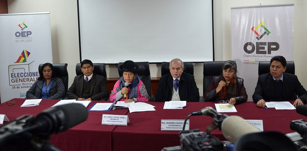 El TSE administrará las Elecciones Generales para el 20 de octubre con el reto de alcanzar el ISO Electoral