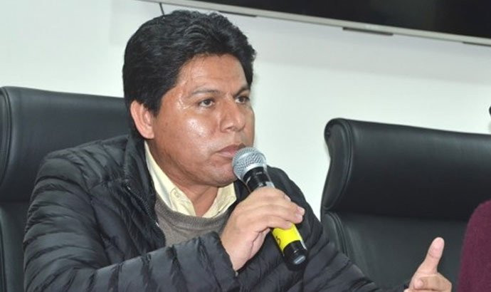 """Vocal Gonzales: """"La ciudadanía puede inscribirse en el Padrón Electoral Permanente y habilitarse con anticipación para el día de la votación"""""""