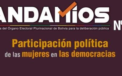 La revista Andamios N° 8 presenta una de las últimas entrevistas que brindó Remedios Loza