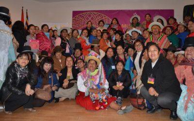 Mujeres indígenas coinciden en la necesidad de generar procesos de aprendizaje para el empoderamiento de las lideresas políticas
