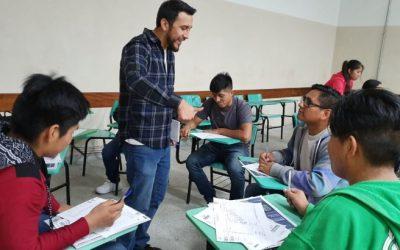 Elecciones Generales: se inicia la capacitación de juradas y jurados de mesa de sufragio en Sao Paulo, Brasil
