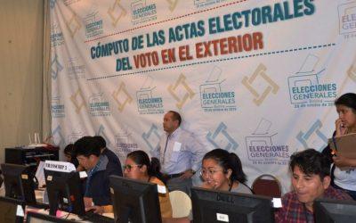 La OEA aceptó realizar una auditoría a las Elecciones Generales