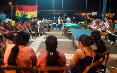 En Bady Bassitt, Brasil, el TSE capacita a juradas y jurados electorales para las Elecciones Generales de 2019