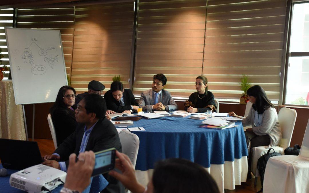 El OEP concluye su primera reunión con el compromiso de administrar los procesos electorales de forma limpia y transparente