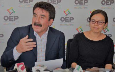 Eligen a Humberto Valenzuela como presidente del TED Cochabamba y a Ruth Pontejo como vicepresidenta