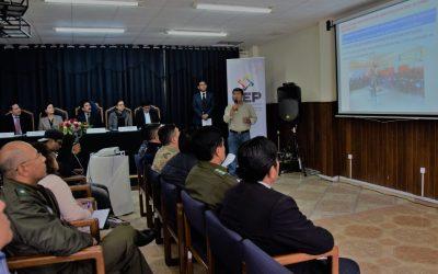 El TED Cochabamba alcanzó el 80% de ejecución presupuestaria del POA 2019