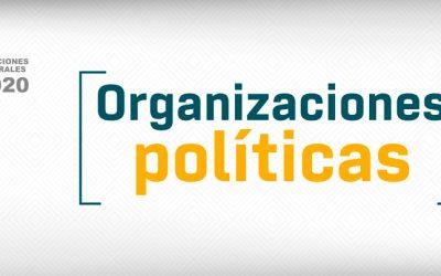 Organizaciones políticas transparentan el manejo de sus recursos ante el TSE