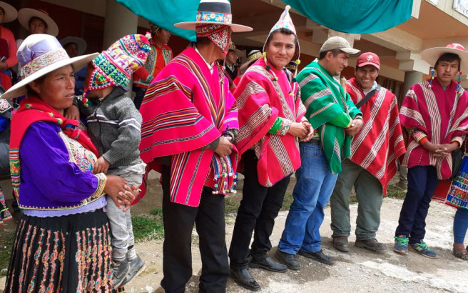 Challa conforma su Órgano Deliberativo y se encamina hacia la autonomía indígena originaria
