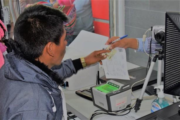 El TSE registra a 21.060 nuevos votantes en Bolivia y en el exterior