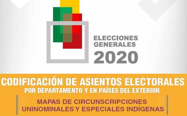 El TSE habilita 5.299 recintos electorales