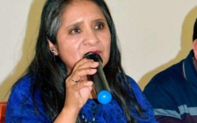 La vocal del TSE Nancy Gutiérrez acompaña dos procesos electorales en Ciudad de México