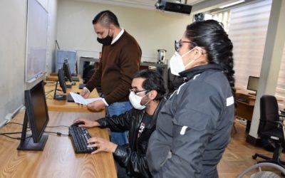 El TSE habilita el PEB para la verificación del Padrón Electoral preliminar