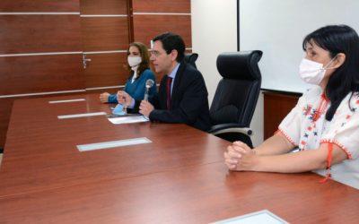 Expertos de la OPS aportan a la construcción de protocolos de seguridad sanitaria para las Elecciones del 6 de septiembre