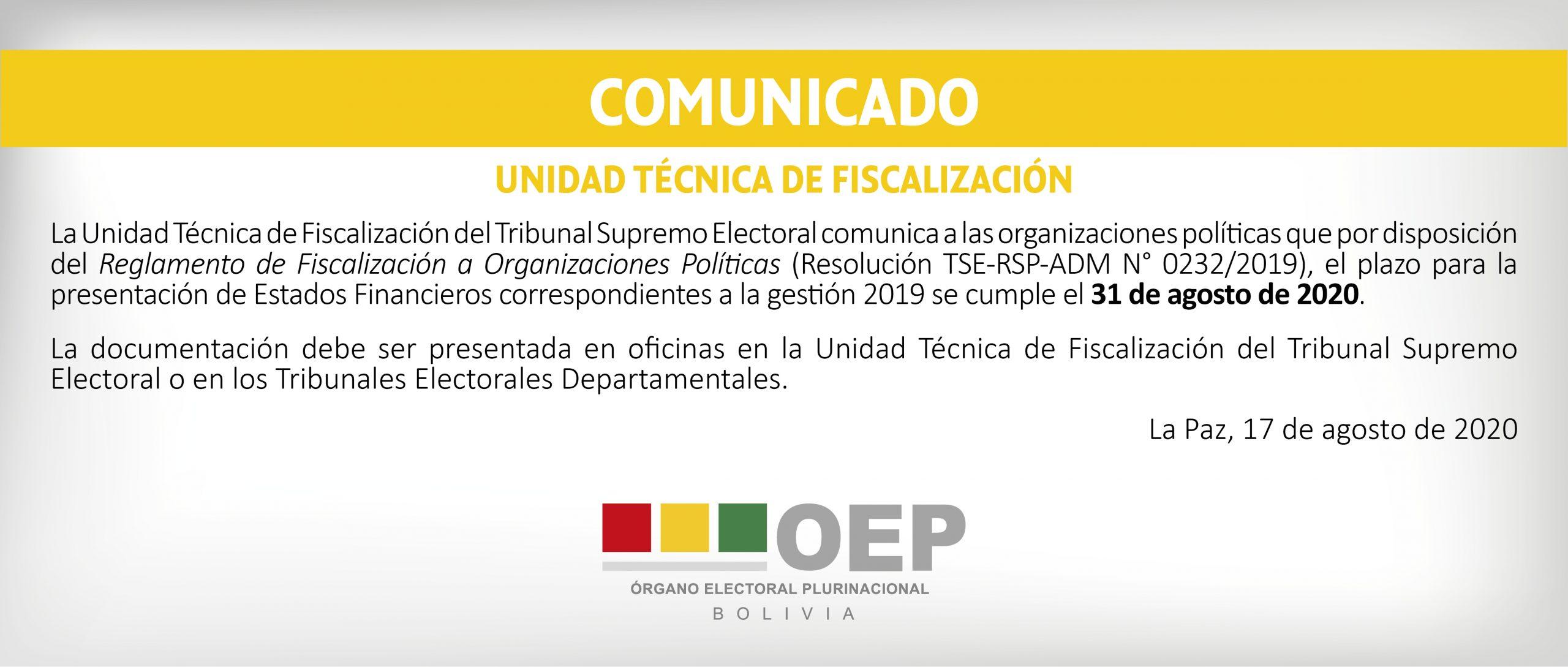Comunicado_UTF_17_08_2020