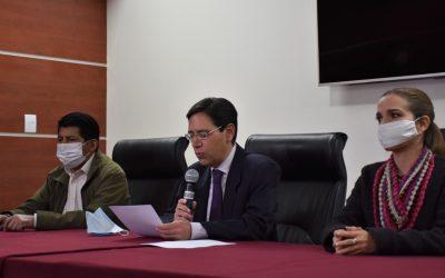 El Tribunal Supremo Electoral abre diálogo con los comités cívicos del país