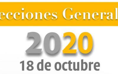 TSE: Desde el 18 de septiembre hasta las 20:00 del 18 de octubre queda restringida la difusión de propaganda gubernamental