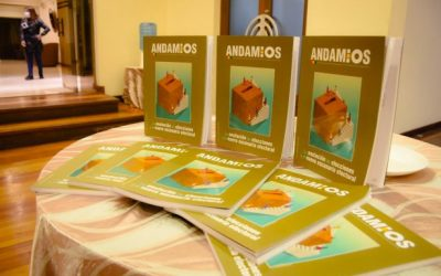 """El TSE presenta la revista """"Andamios"""" que analiza las elecciones de 2019 y los desafíos del proceso electoral 2020"""