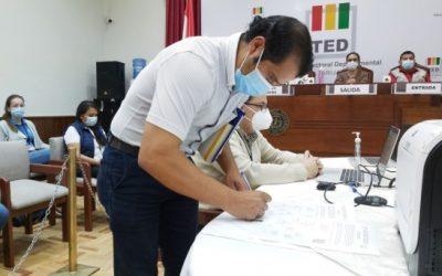 TSE destaca la actitud de los candidatos que reconocieron resultados electorales, un acto que fortalece la democracia
