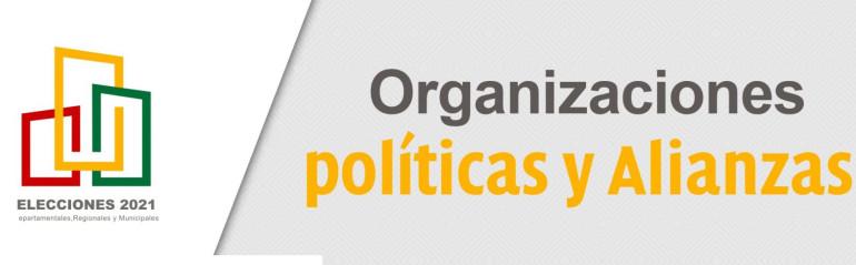 122 organizaciones y alianzas políticas participan en la Elección del 7 de marzo